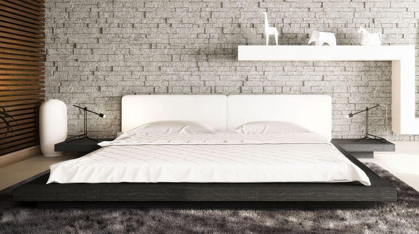 Arata Japanese Platform Bed Japanese Platform Bed Upholstered Platform Bed Modern Platform Bed