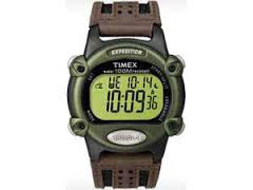 Timex-Mens-Brown-Digital-Watch  c0fbc7a7f6