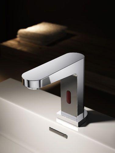 Automatic Bathroom Basin Mixer Water Sensor Faucet | Master Bathroom ...