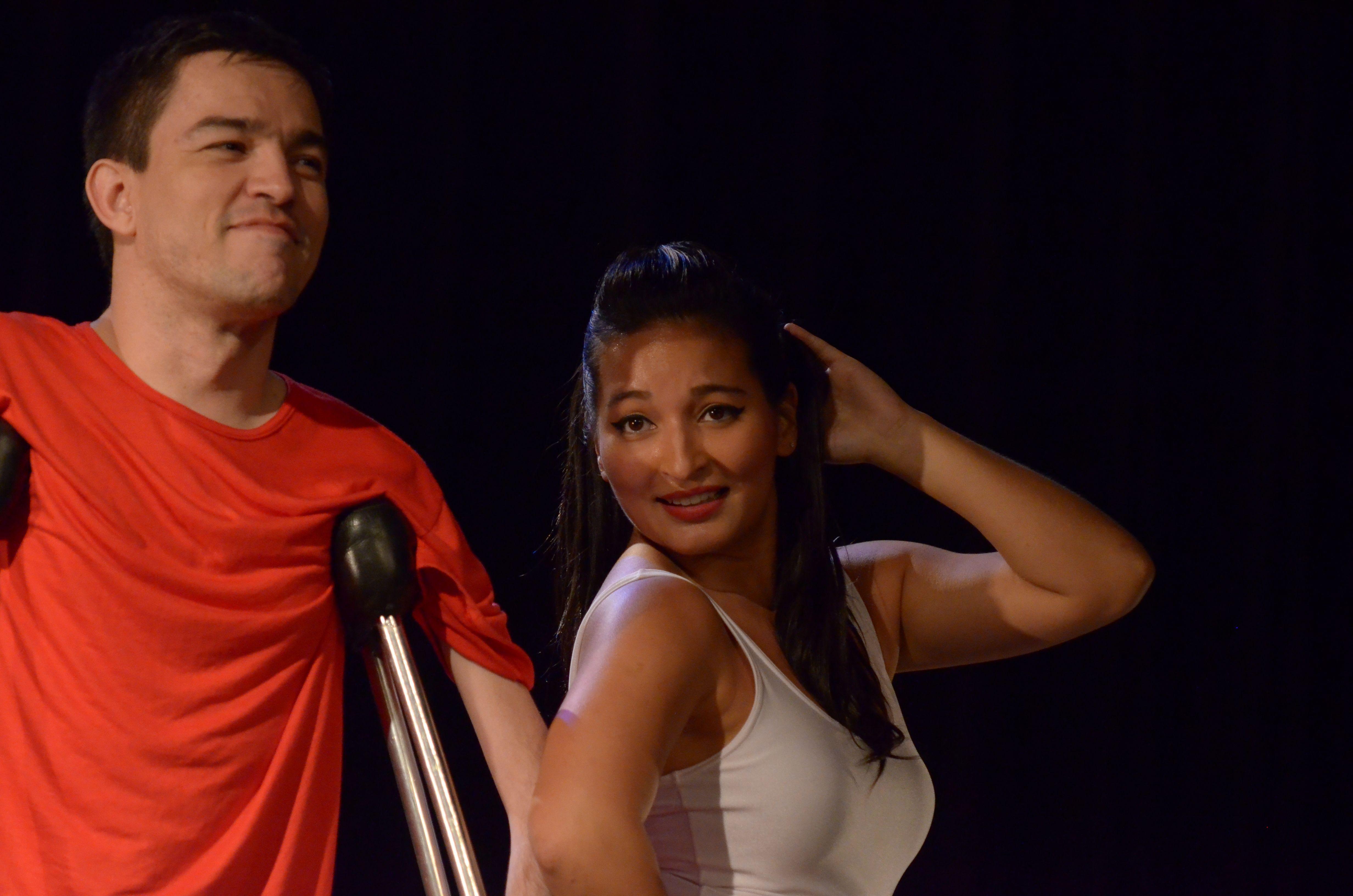39de60dbfe Grupos de Joinville participam da seletiva para o Festival de Dança. As  apresentações foram no Teatro Juarez Machado. Crédito  Dashmesh Photos