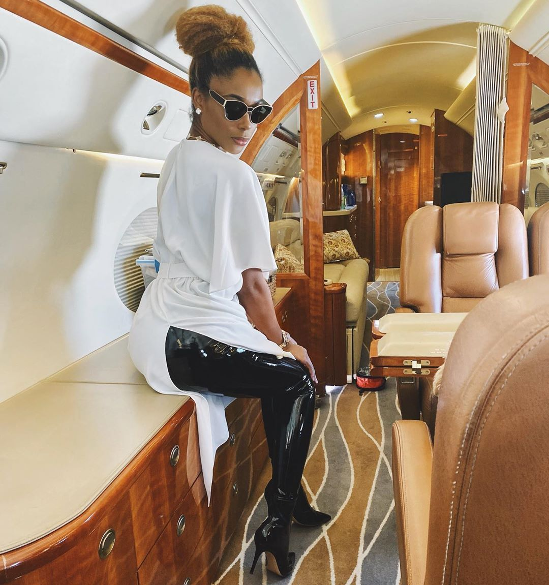 """In Dominique Deveraux, Slay.'s Instagram profile post: """"Weekend getaway to the slopes. ⛷⛷ • • • • #fashionblogger #fashion #shoppingaddict #luxury #lookoftheday #ootd #ootdfashion"""""""