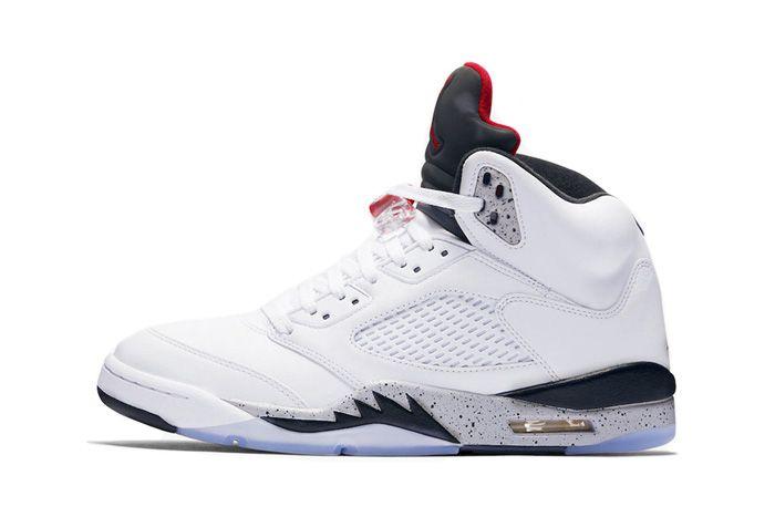 Here s a Closer Look at the Air Jordan 5