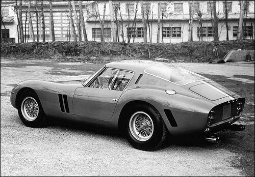 Ferrari 1962 Gto Ferrari Racing Ferrari