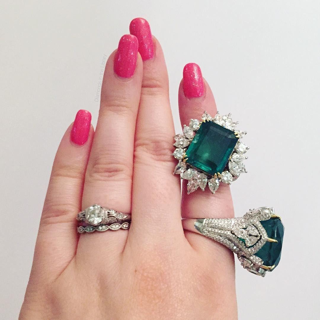 Fond memories. #emeralds #diamonds @takatjewels #LuxuryPrive ...