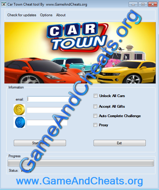 CAR TOWN HACK UPDATED Download
