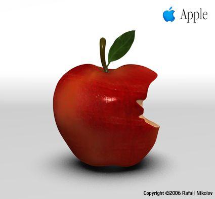 Apple of Eden / 3D