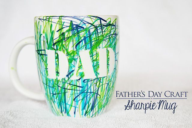 Fun and easy Father's Day crafts - Savvy Sassy Moms