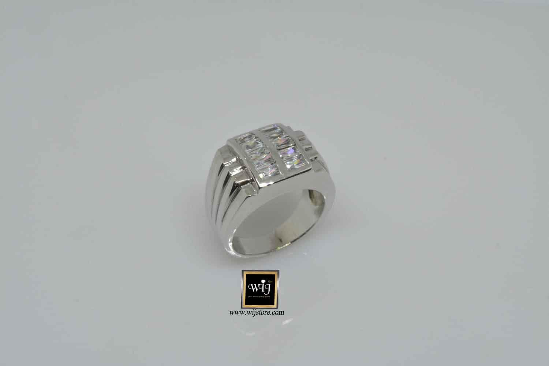 كود 6645 خاتم فضة رجالى Engagement Rings Rings Jewelry