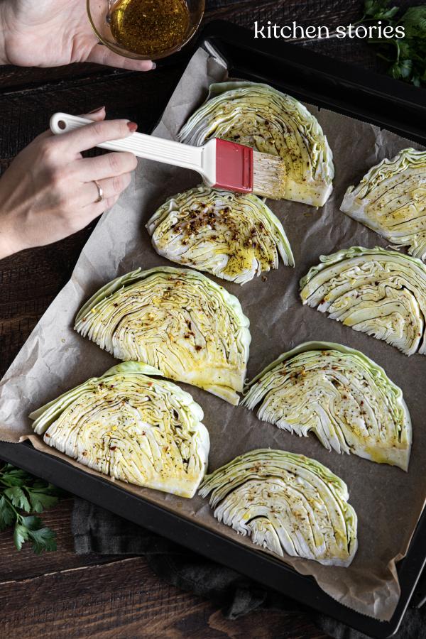In 5 Schritten zum perfekten Ofengemüse #schnellepartyrezepte