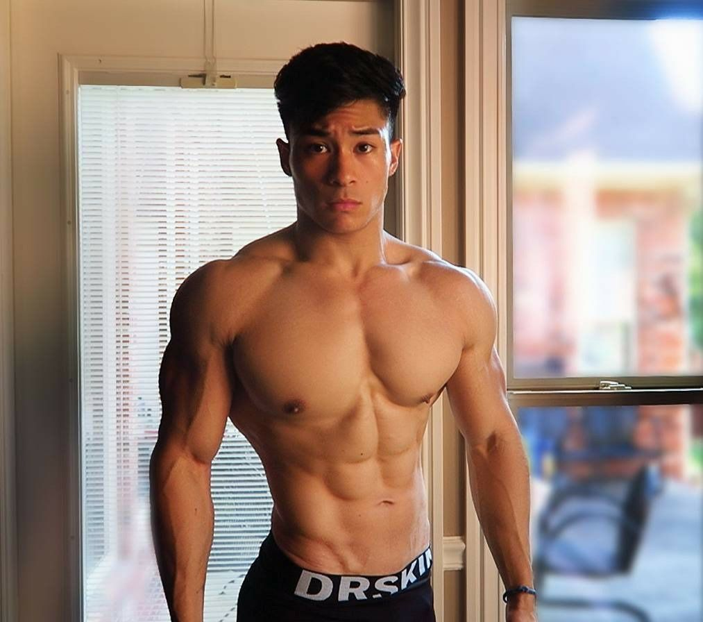 Gay asian stud