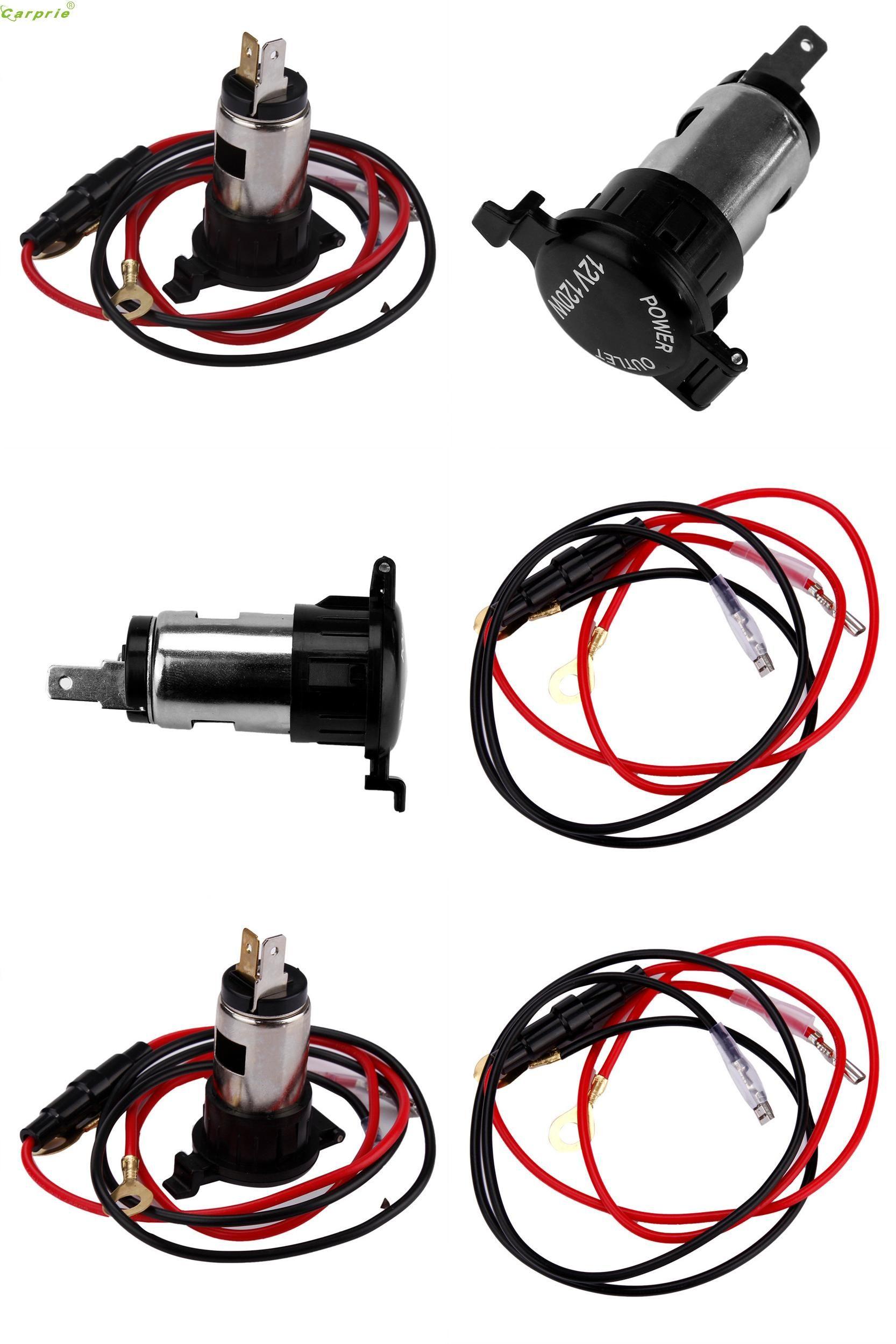 Visit To Buy Cls 12v 120w Car Motorcycle Boat Tractor Cigarette Best New Lighter Power Outlet Plug Socket Under 6