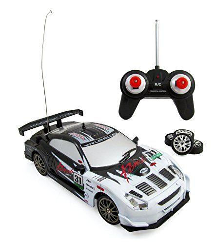 Sofa King Fast Racing: Liberty Imports Super Fast Drift King RC Sports Car Remote