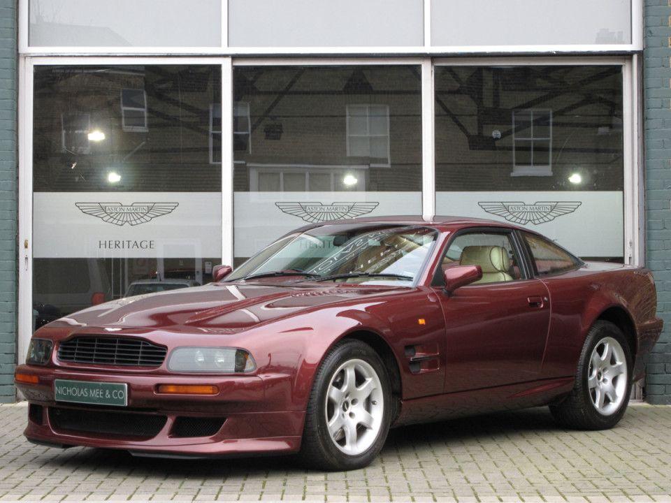 Aston Martin Vantage V550   Aston Martin   Pinterest   Aston martin ...