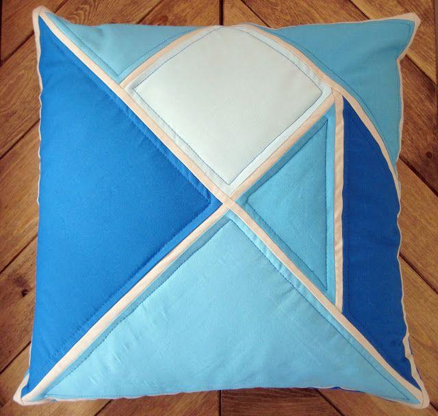 Sew Sisters Quilt Shop: Kona Club Challenge - Tangram Pillow by ... : sew sisters quilt shop - Adamdwight.com