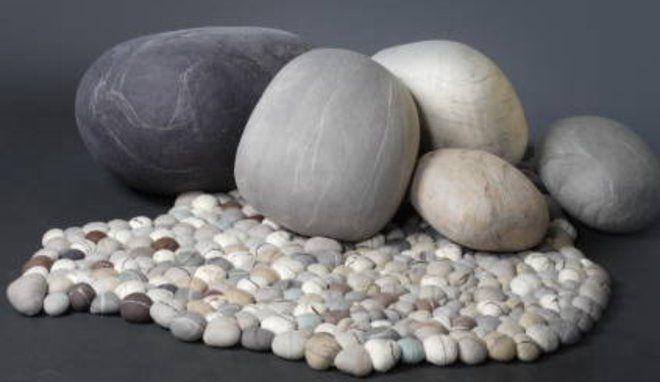 coussin galet Des coussins galets pour prolonger l'effet des vacances | Pillows coussin galet