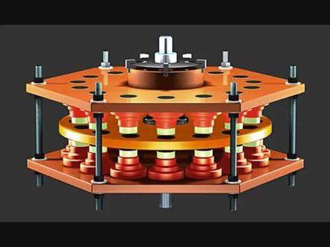 Duel Magnetic Vortex Generator Solid State Pt1 Youtube Free Energy Generator Free Energy Energy Machine
