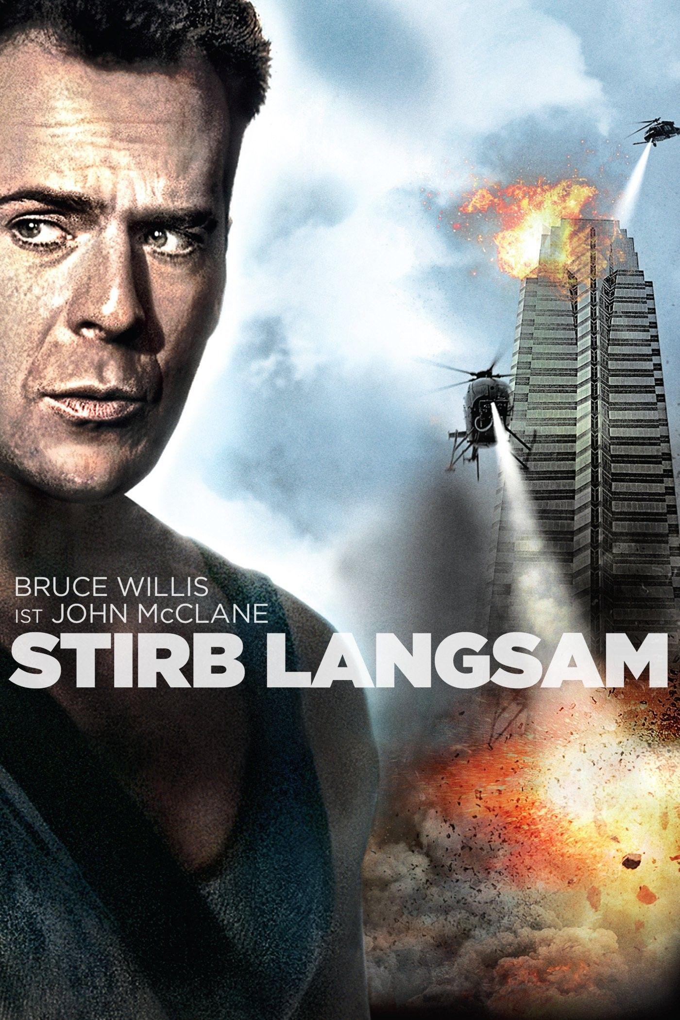 Stirb Langsam Kostenlos Online Anschauen 1988 Hd Full Film Deutsch Hard Movie Die Hard Die Hard 1988