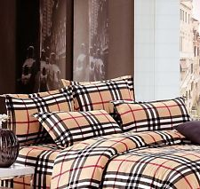 Burberry Plaid Bedding Bed Linens Luxury Plaid Bedding Designer Bed Sheets