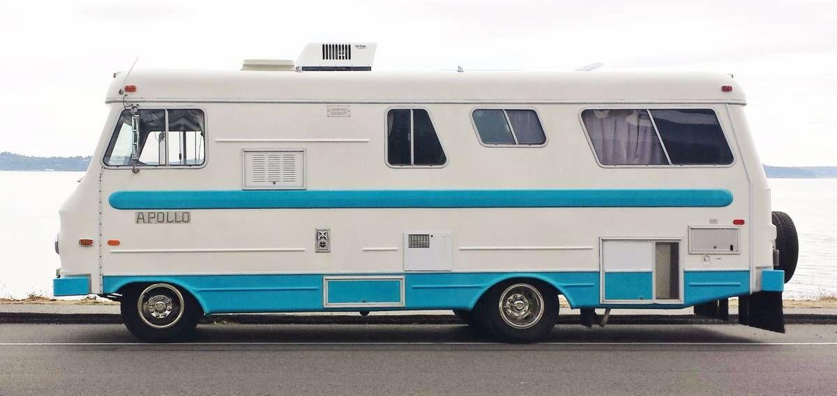 1973 Dodge Apollo Rv Motorhome Classic Campers Motorhome Vintage Camper