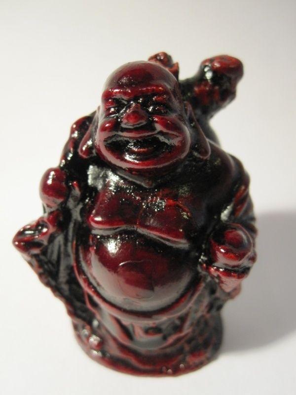 Beeldje - Boeddha nr. 5 - 5 cm