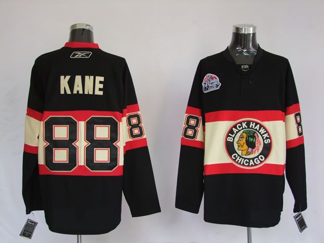 02da85bd39d Chicago Blackhawks 88 Patrick KANE 2009 Winter Classic Jersey ...