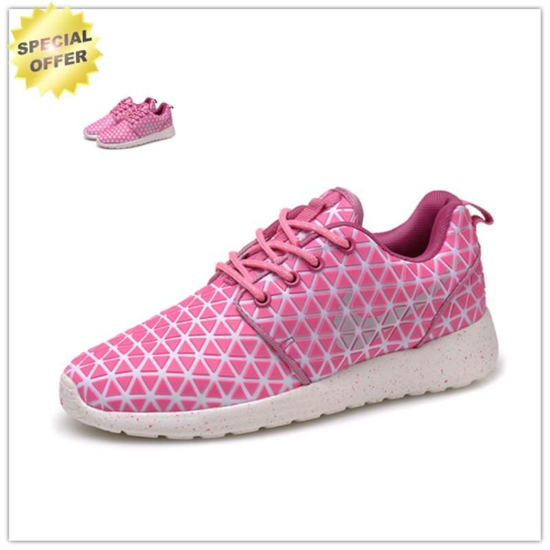 designer fashion e3248 36a2a Best Cheap Nike Roshe Run Metric PinkWhite 607284-001 Womens