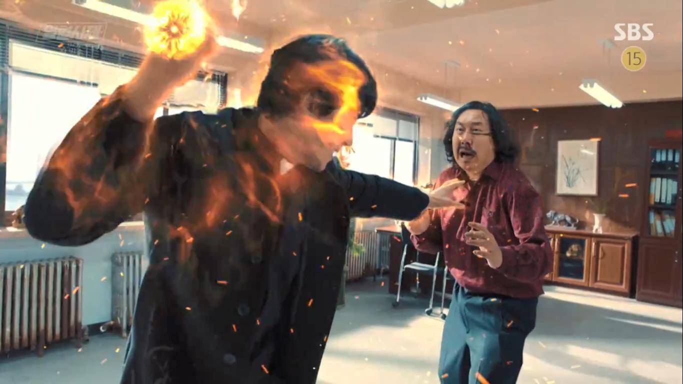 The Fiery Priest Episode 1 Recap | Asian Drama 4u in 2019