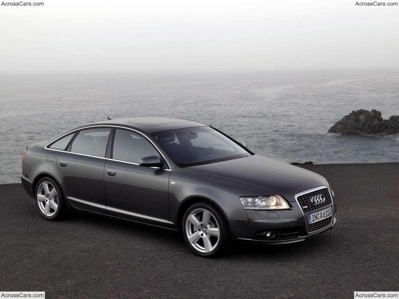 Audi A6 4 2 Quattro Sline 2005