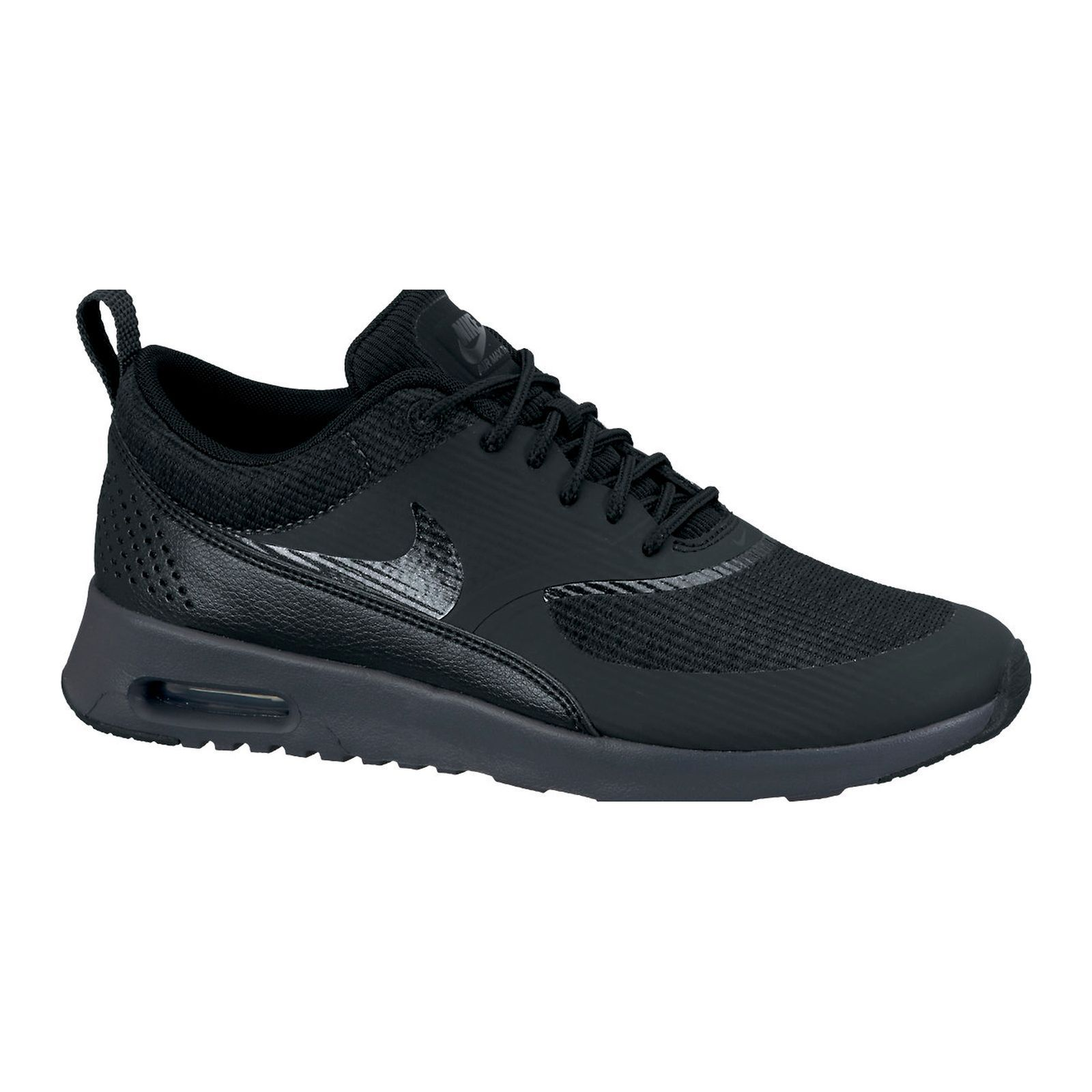 huge selection of c9842 8784a air max théa premium - Baskets - noir - Nike - Ref  1411091   Brandalley