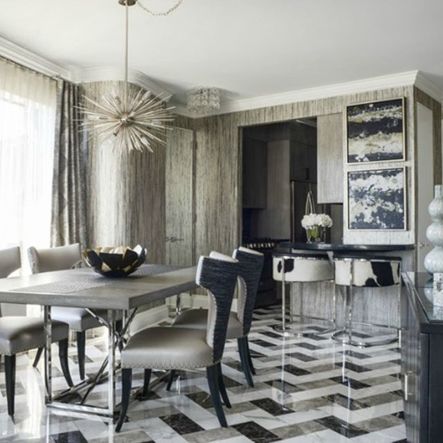 Posh dining room designs for your future home Get into in among