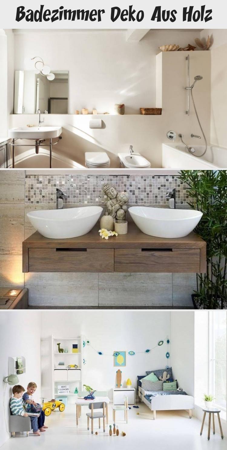 Modern Trifft Rustikal Holz Balken Regal Gste Wc Home Sweet Fur Badezimmer Deko Zum Aufhangen Beabsichtigt Dekorationholz Double Vanity Vanity Bathroom Vanity