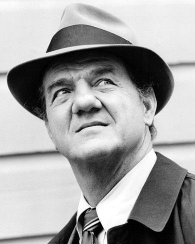 Karl Malden. The Streets of SF.
