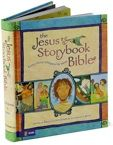 The Jesus Storybook Bible                  Every story whispers HIS name!