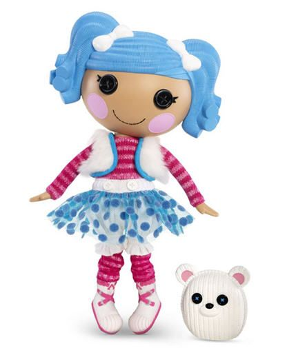 Por Blue Haired Mittens Lalaloopsy Doll Becomes Hard To Find In S