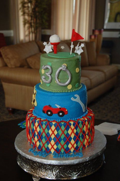 A young man on his birthday Birthday Cakes Pinterest Young