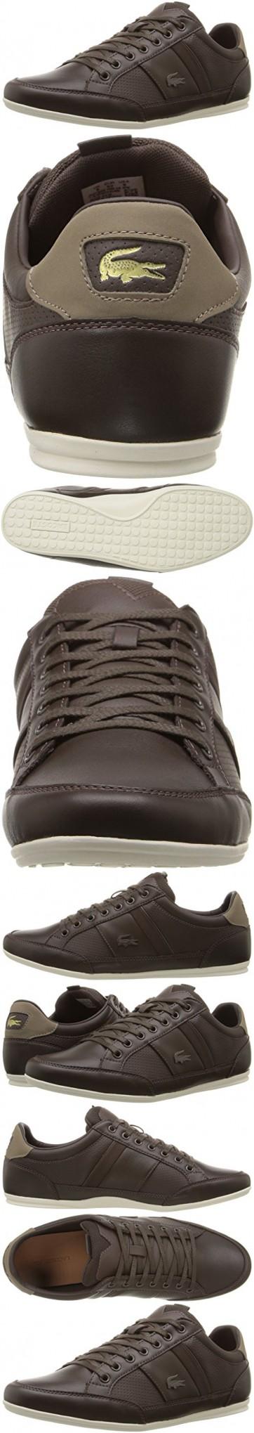 60954b4fd Lacoste Men s Chaymon Prm Fashion Sneaker
