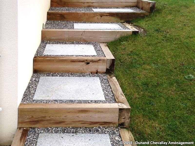 Amenagement Escalier Exterieur Amenagement Devant Porte D Entree