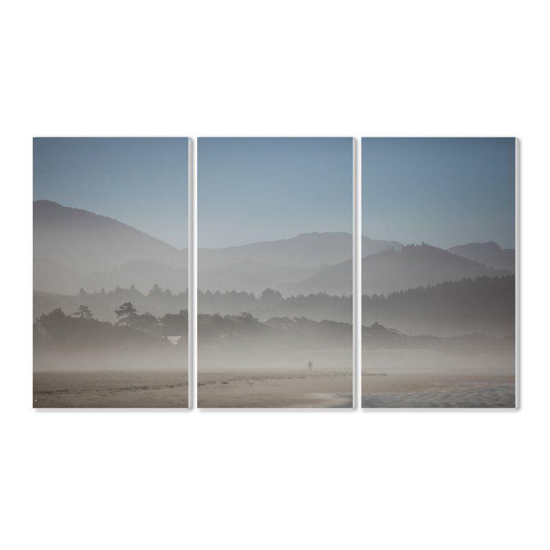 Stupell Decor Sierras Solitude Wall Plaque Art Set - TWP-233_WD_3PC_11X17