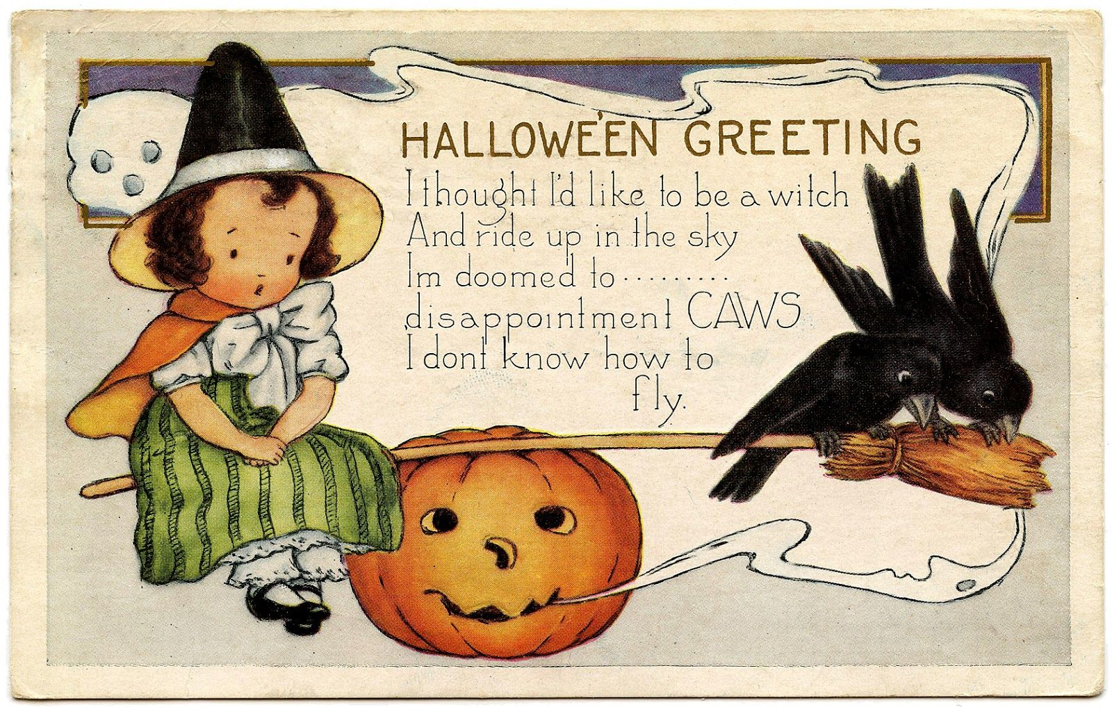 15 Cute Witch Halloween Pictures! Halloween greetings