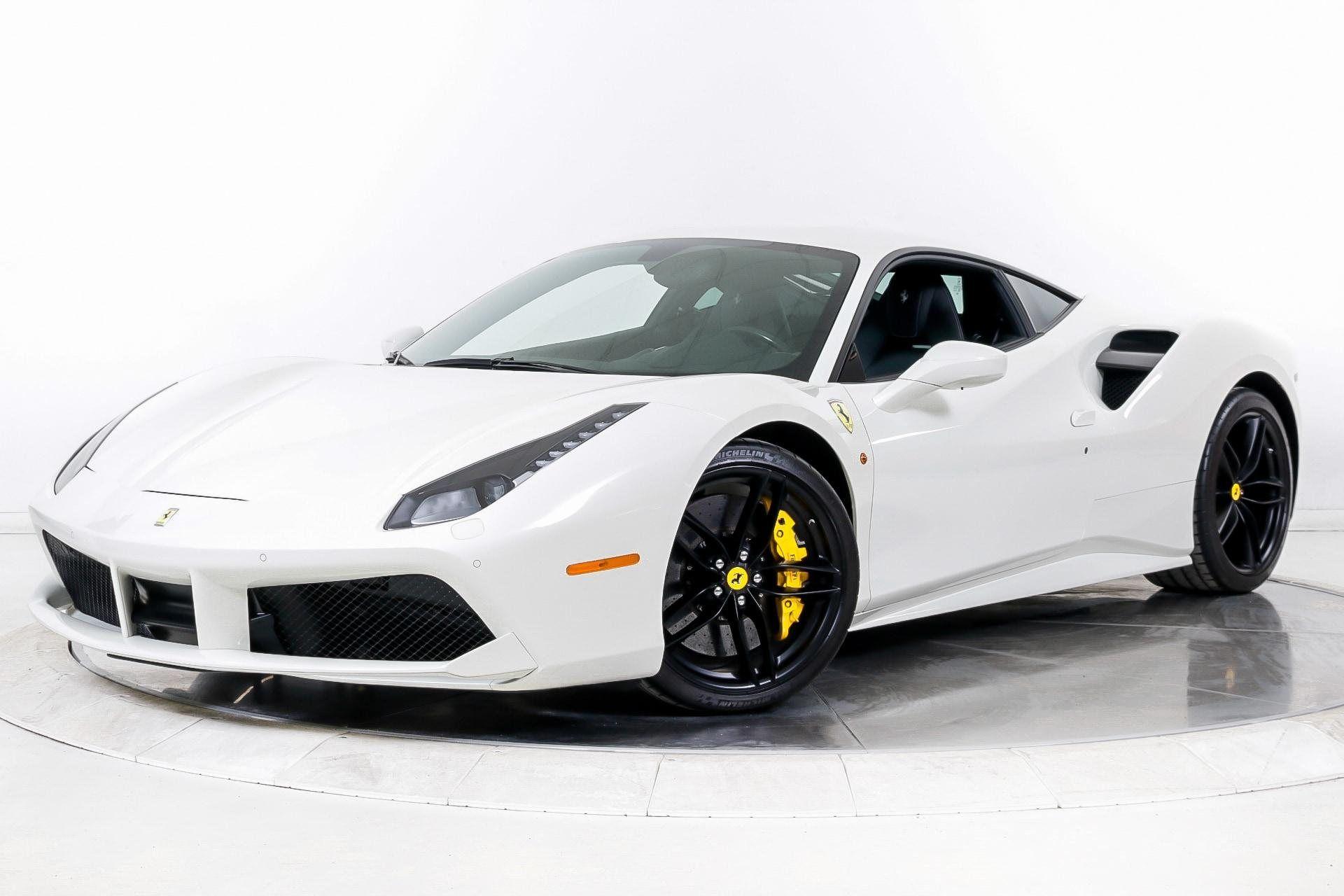 2021 Ferrari 488 Gtb Interior Arabalar
