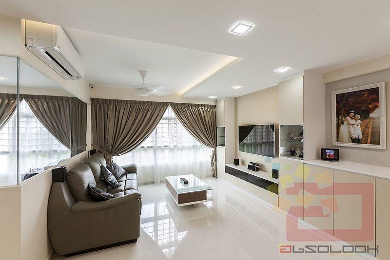 HDB 5 Room BTO Neutral Palette Blk 315C Yishun Greenwalk