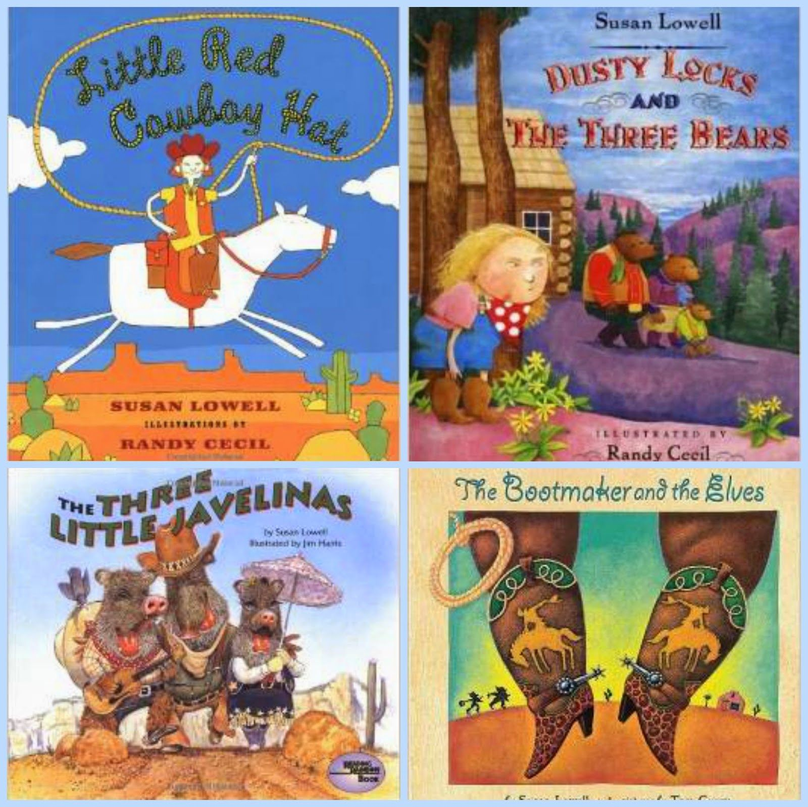 Fun With Wild West Fairy Tales