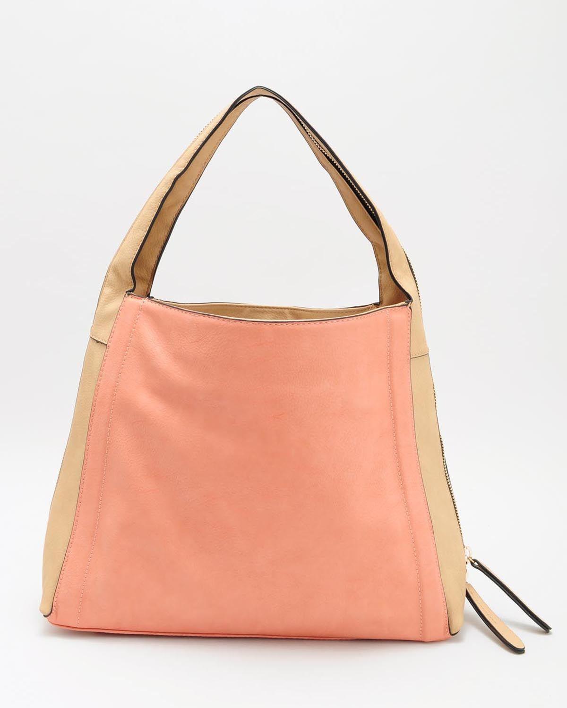 Tosca Zip-Straps Shoulder Bag at Modnique.com