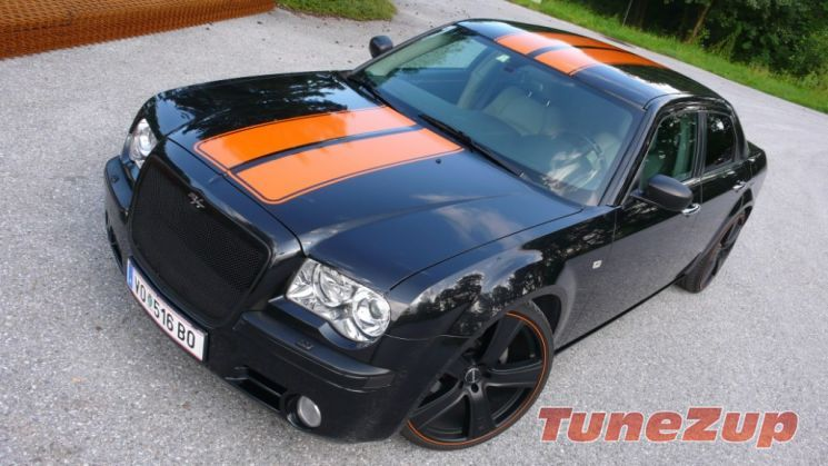 For Sale on TuneZup com: 2006 Chrysler 300 C Hemi 5 7 | Chrysler