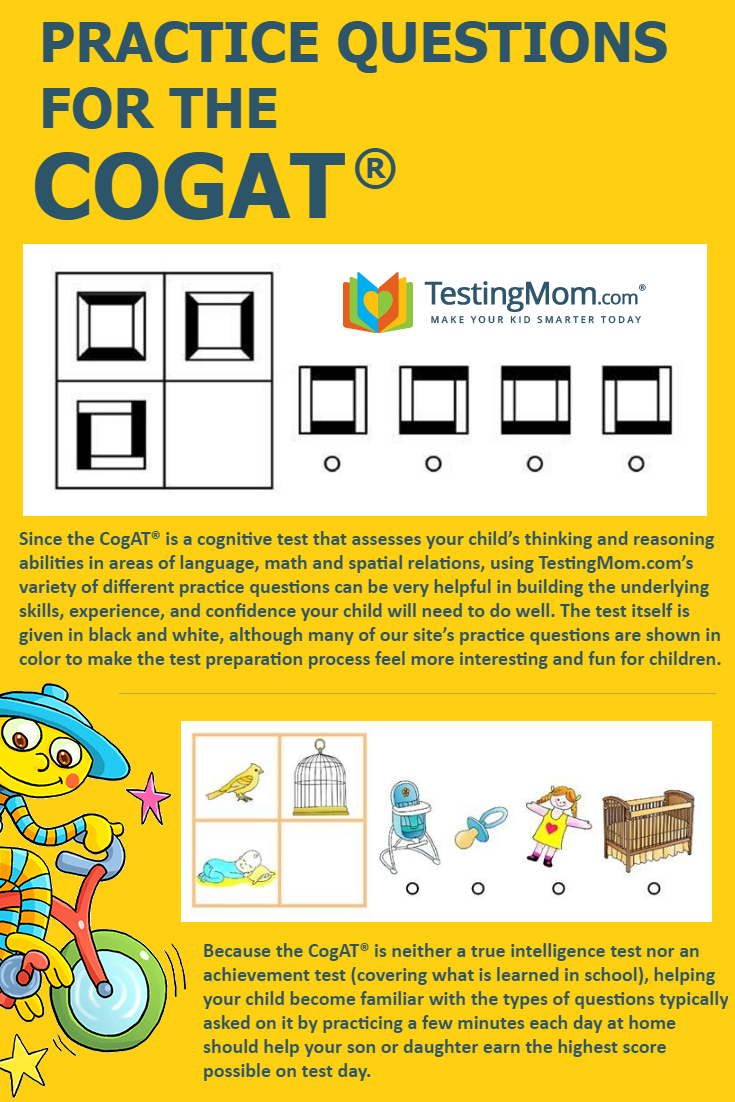 Can Your Child Solve These Practice Problems From The Cogat Cogat Math Activities Preschool Preschool Lessons [ 1102 x 735 Pixel ]