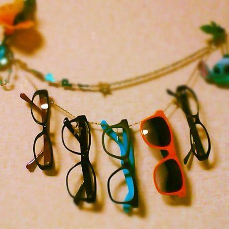 my glasses n sunglasses
