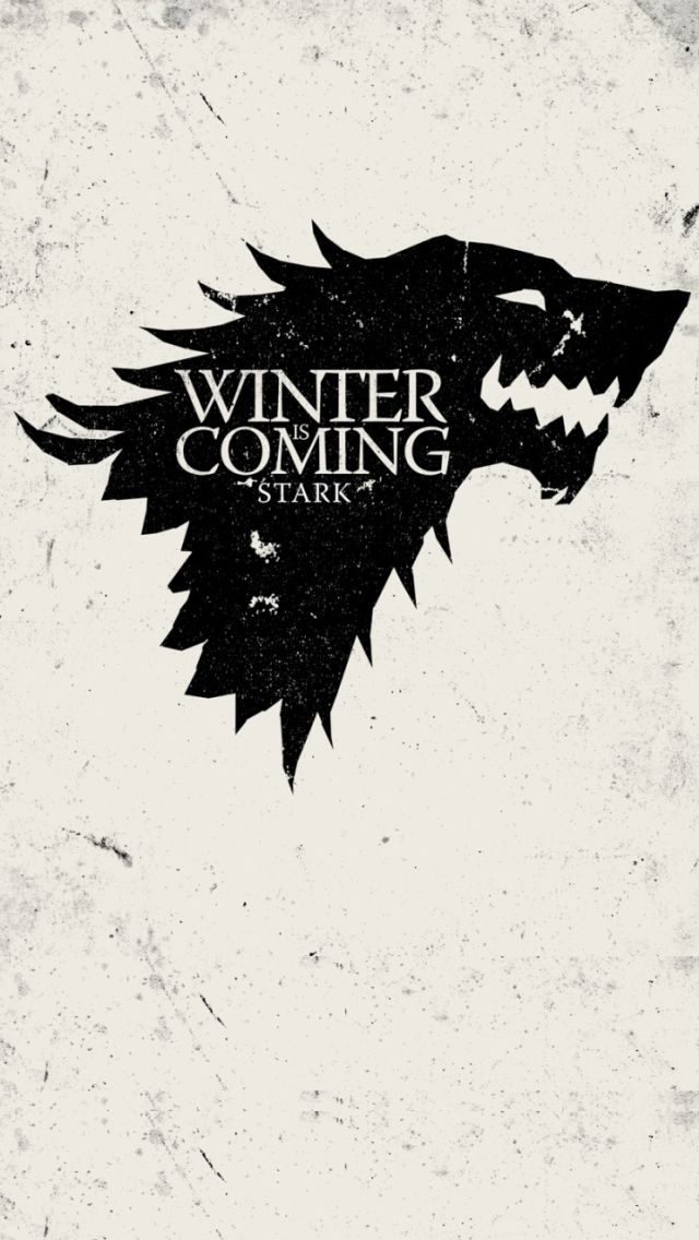 Game Of Thrones House Stark IPhone 5sc Wallpaper Click For Original Size