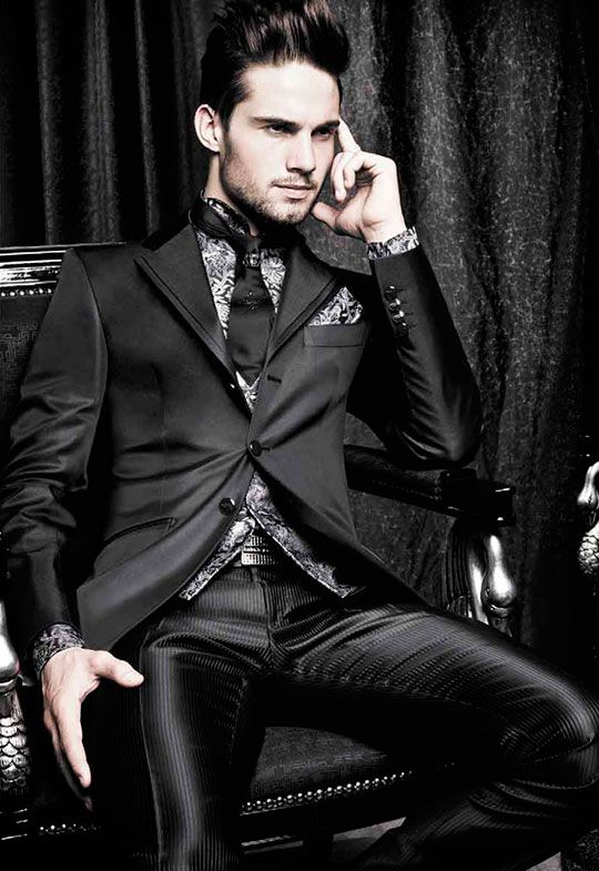 Alex Cunha Masquerade Men Attire Wardrobe Pinterest