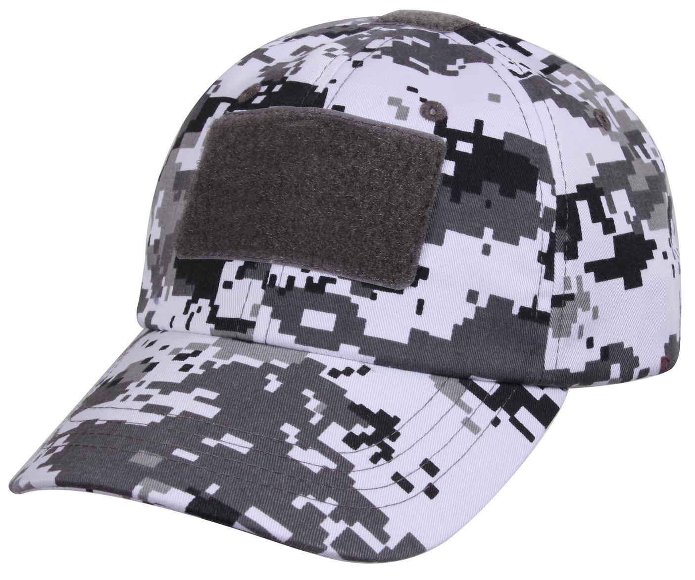 Operator Low Profile Cap Velcro - Urban Digital | Products
