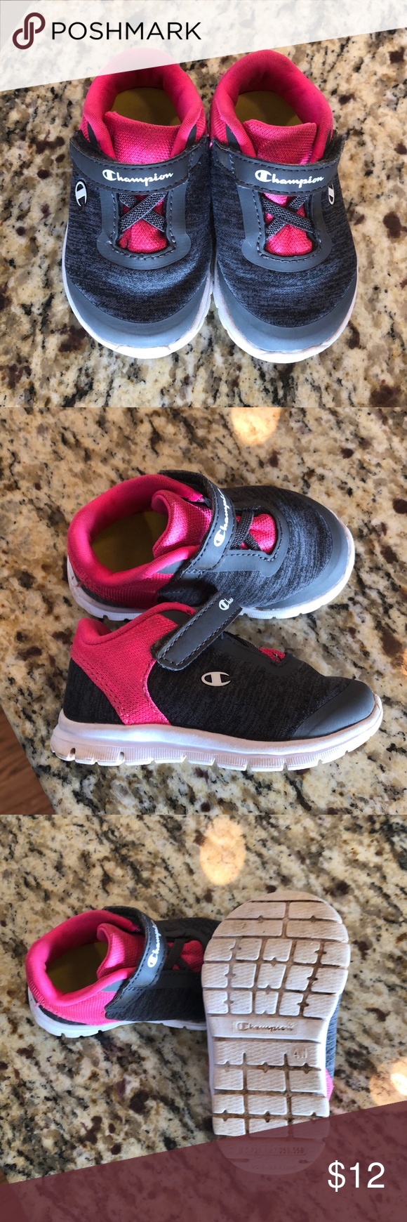 4W Champion Baby Shoes   Baby shoes
